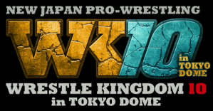 Wrestle Kingdom 10