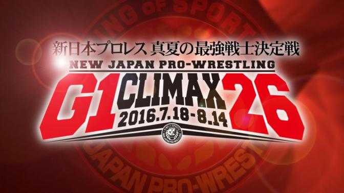 NJPW G1 Climax 26 – An Introduction to NJPW (Part One)