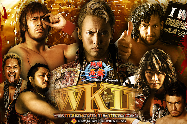 NJPW Wrestle Kingdom 11 Review