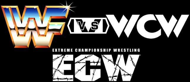 WWF vs WCW vs ECW – April 1993