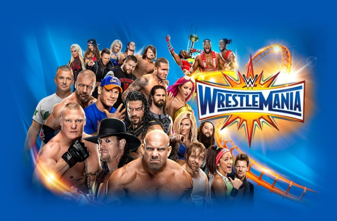 WWE WrestleMania 33 Review